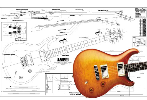 PRS Mc Carty ALS prs wiring diagram & prs pickup wiring diagram prs wiring harness paul reed smith wiring diagram at gsmx.co